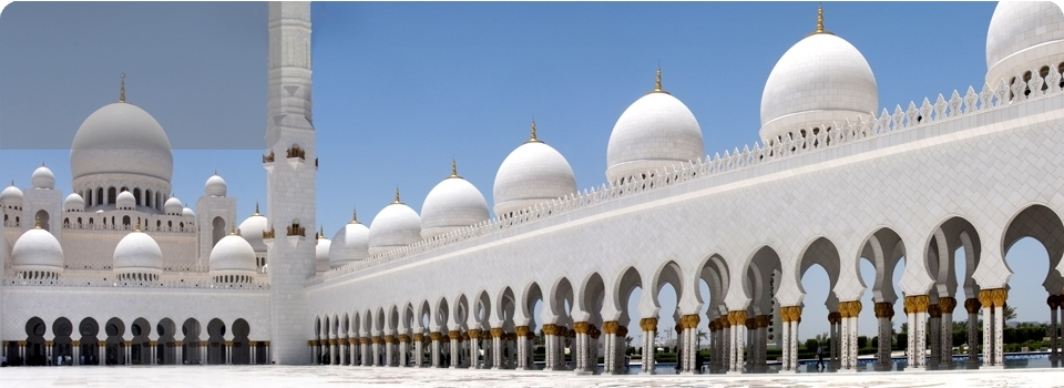 ABU DHABI un città da Mille e una notte - Medio Oriente - Abu Dhabi
