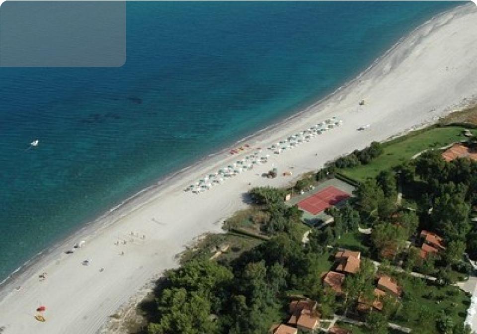 Calabria mare See Club Calalandrusa Beach - Mare Italia - Calabria mare Calalandrusa Beach