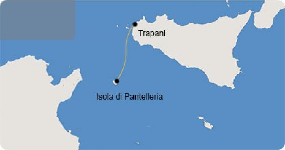 PANTELLERIA - Italia - Pantelleria