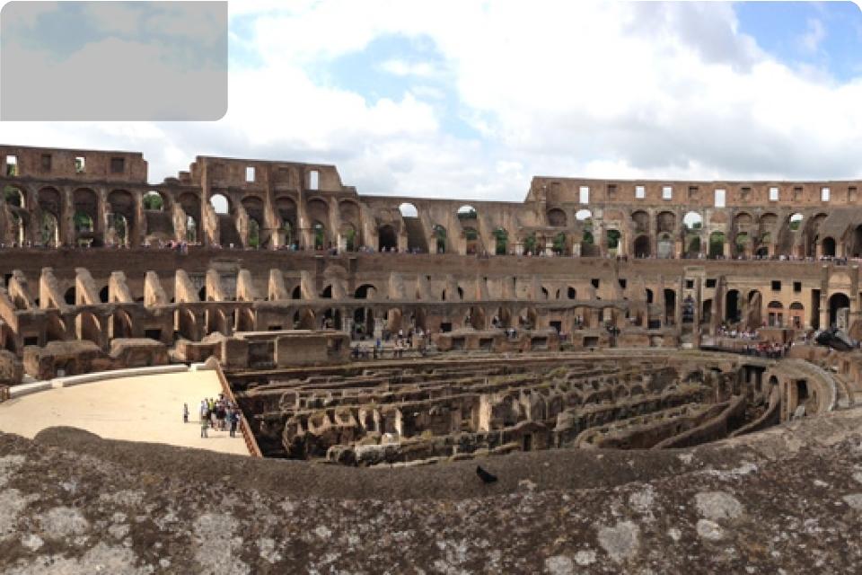 Roma tra Principi e popolani I Marmi di Torlonia - Italia - Roma I marmi dei Principi di Torlonia