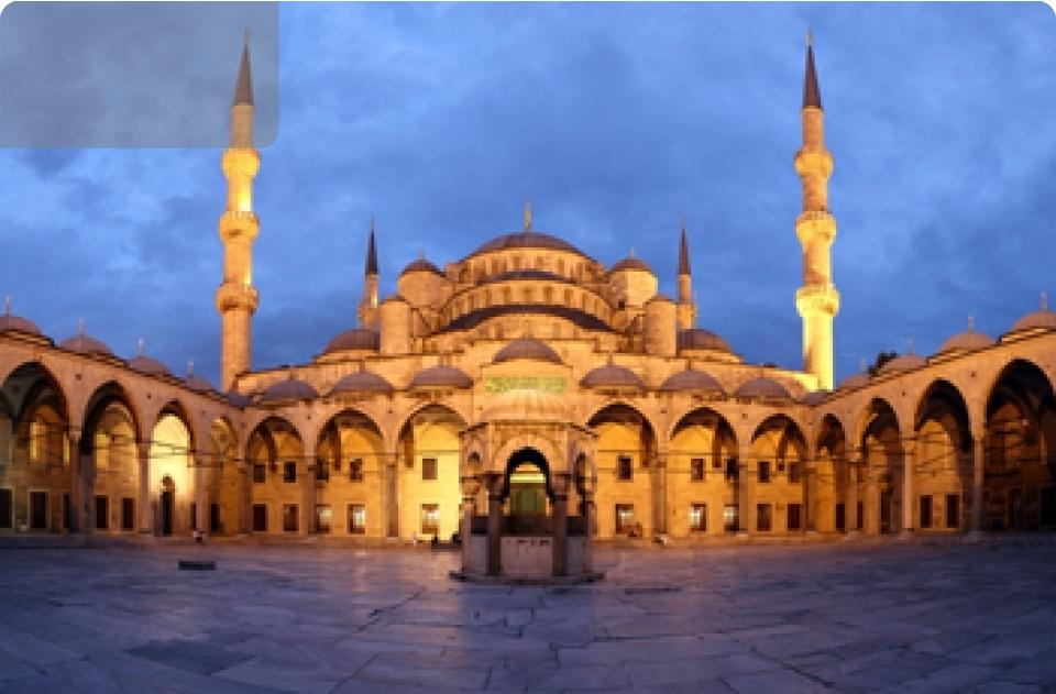 2021 Turchia  ISTANBUL - Europa - Turchia Week End Istanbul