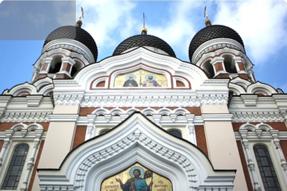 Repubbliche Baltiche  2021 - Europa - Repubbliche Baltiche  Vilnius Riga Tallin