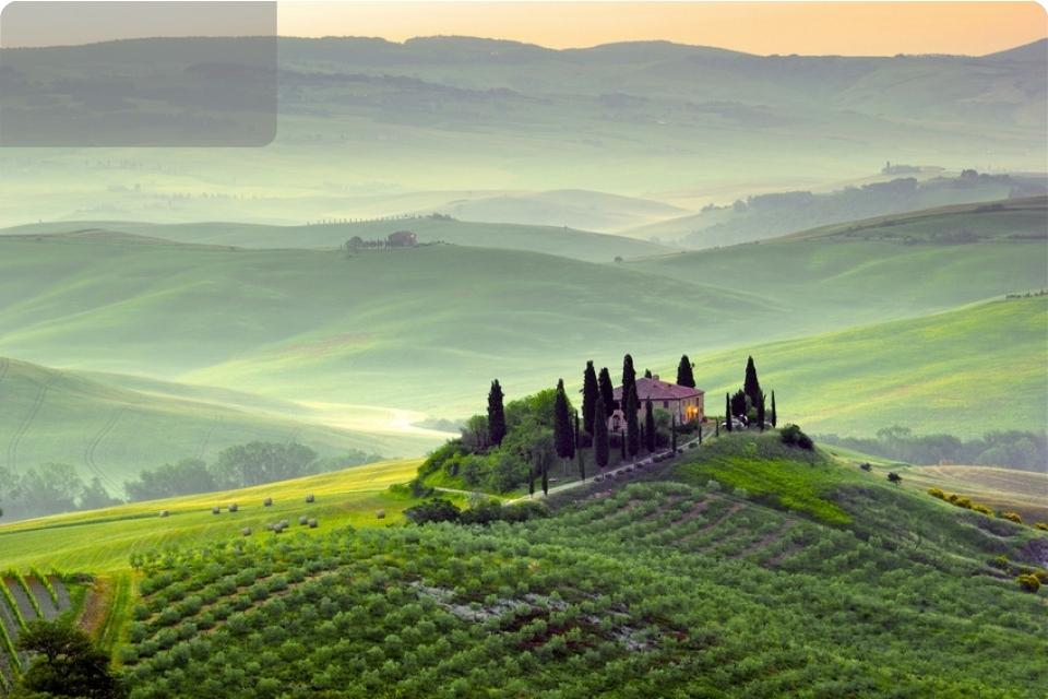 Toscana   Garfagnana Tenuta San Rossore - Italia - Toscana Garfagnana