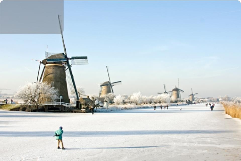 Amsterdam e Olanda - Europa - Amterdam e Olanda