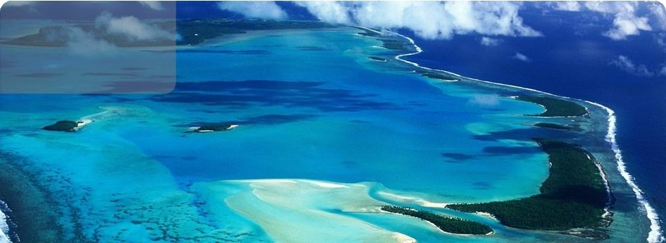 Isole Cook e  California  min 2 persone - Oceania - Isole Cook