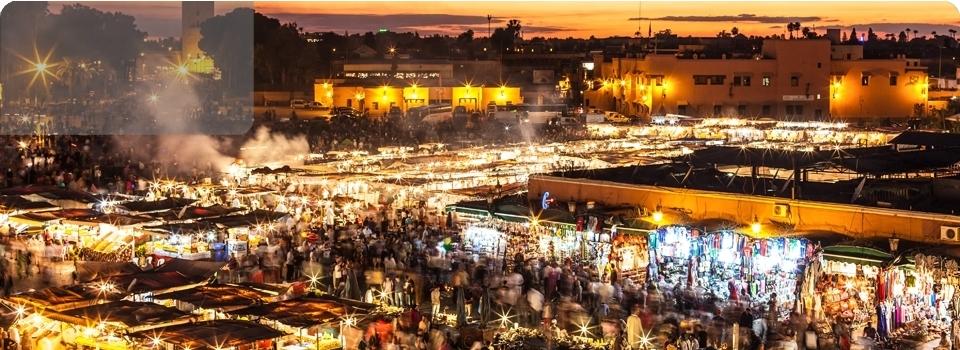 Marocco  Le oasi del sud  dal luglio a settembre - Europa - Marocco le oasi del sud