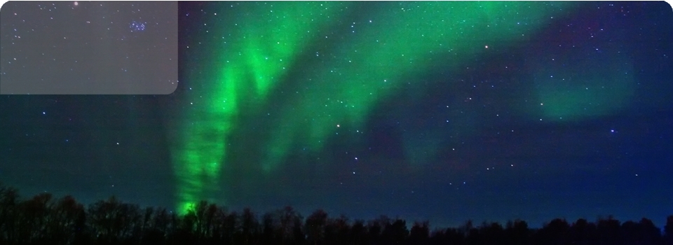 Aurore Boreali in Islanda - ISLANDA - Islanda