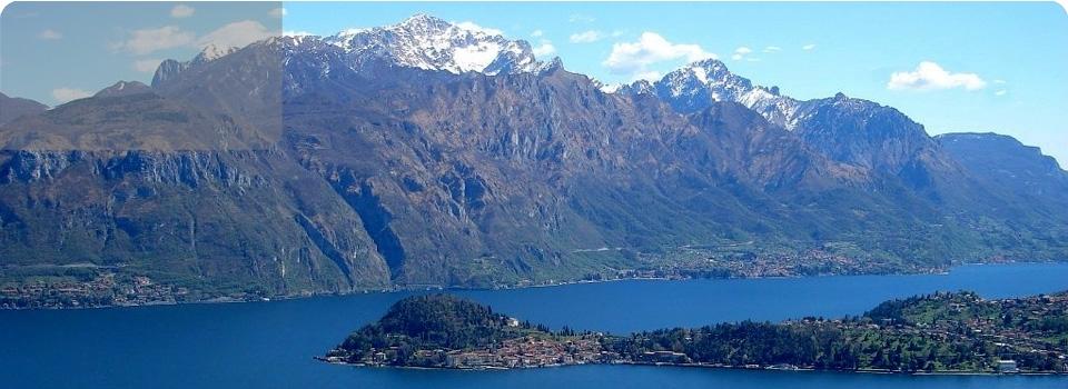 Incoming  Lombardia  Fiume Adda - Italia - Lombardia nord Italia