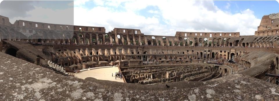 Pasqua ai colli romani - Italia - Colli Romani