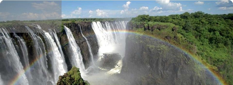 Sudafrica e Cascate Vittoria - Africa - Sudafrica e Cascate Vittoria