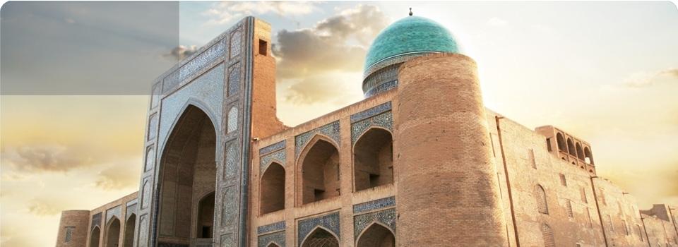 Uzbekistan - Europa - Uzbekistan