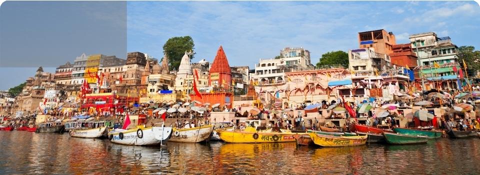 INDIA  le perle del nord  e  VARANASI  BENARES - Oriente - India