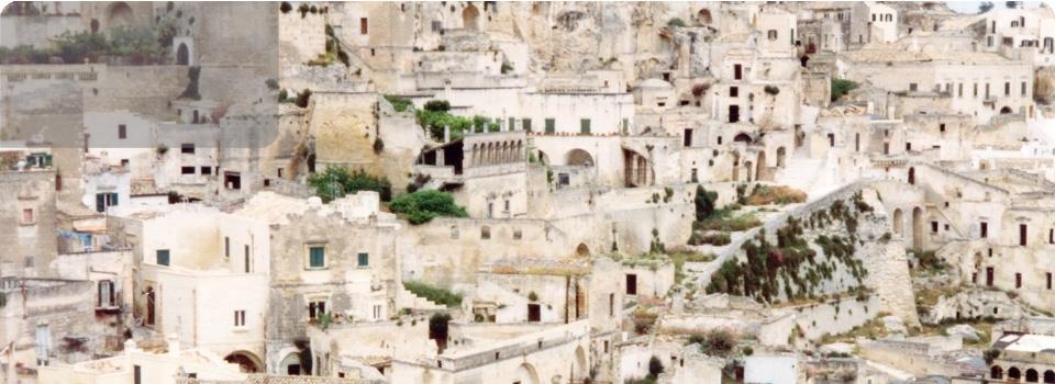 MATERA Capitale della Cultura 2019 - Italia - Matera