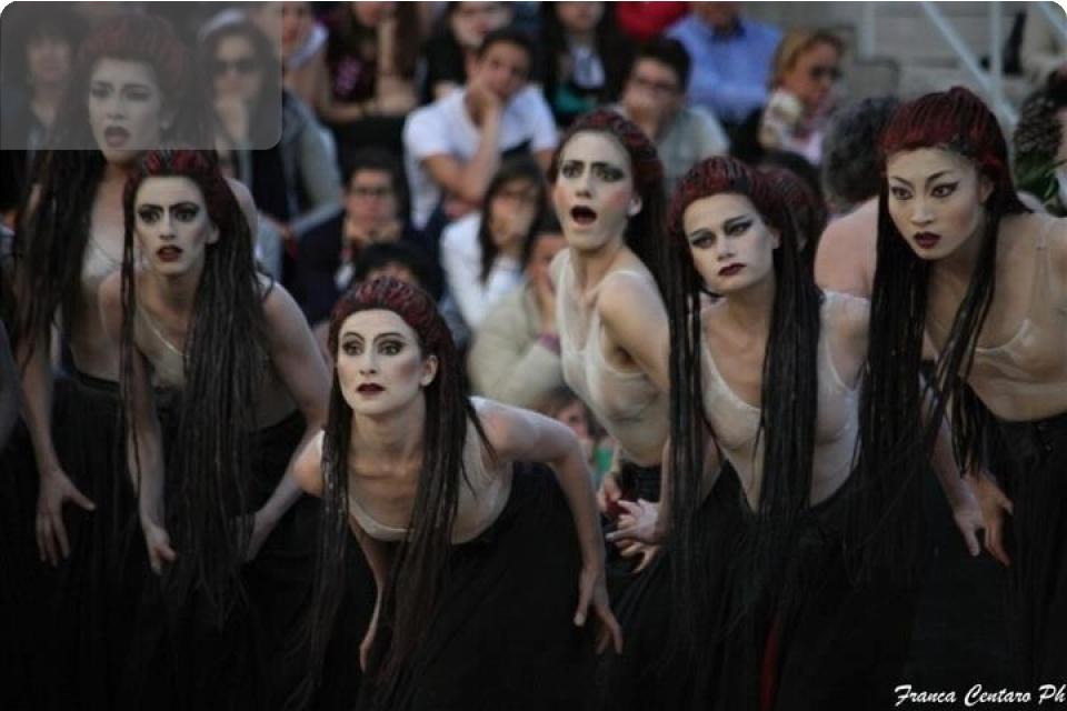 Siracusa Teatro Greco - Italia - Teatro Greco di Siracusa